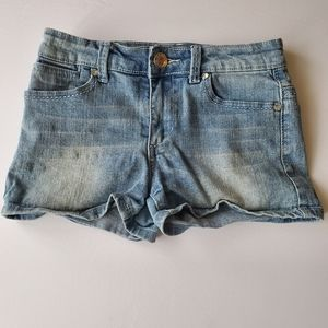 VIGOSS JEANS | Faded Blue Jeans Shorts